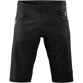 Cube Tour Baggy Shorts Heren, black